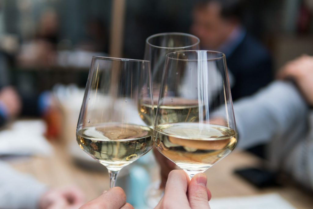 Bob's Blog: Planning a wine and food dinner