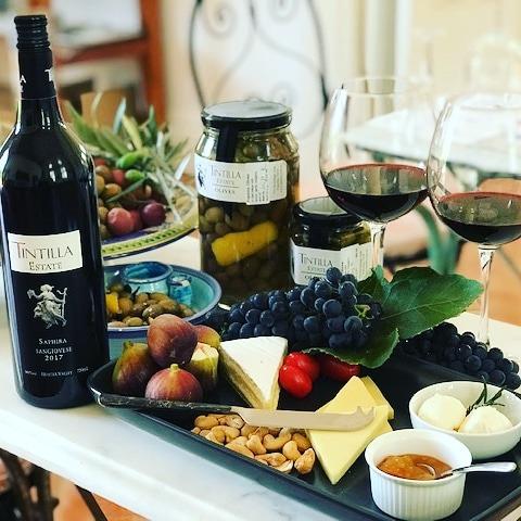 Wine & Olives